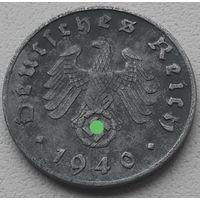 1 рейхспфенниг 1940 J