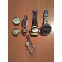 Часы, браслеты