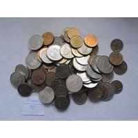Россия 89 монет
