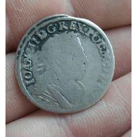 6 грошей 1681 г Ян Собески