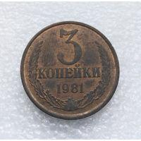 3 копейки 1981 СССР #01