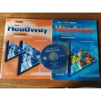Учебники по английскому языку серии New Headway (уровень  Intermediate)