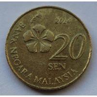 Малайзия 20 сен, 2014 г.
