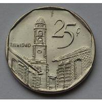 Куба 25 сентаво, 2006 г.