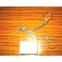 Инструмент медицинский (коллекция), лот No17: зажим эластичный для сосудов