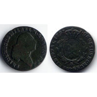 Грош 1797 B, Германия, Пруссия. Коллекционное состояние, R