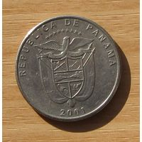 ПАНАМА,1/4бальбао2001г.
