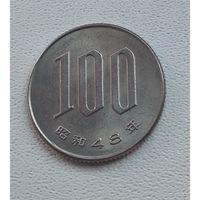 Япония 100 йен, 1973 7-2-19