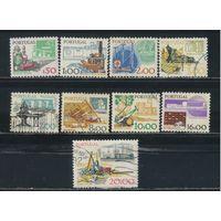 Португалия 1978-83 Вып Производство Стандарт #1391-2,1428-30,1472-3,1476,1610