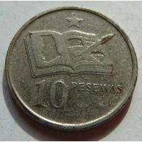 Гана 10 песев 2007 г
