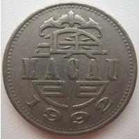 Макао 1 птака 1992 г. (g)