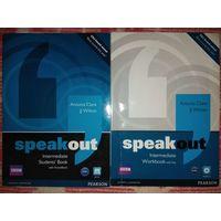 Speakout. Intermediate. Student's and workbooks.