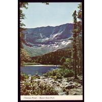 США Горы Озеро