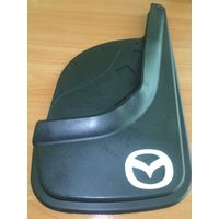 Брызговики для автомобиля Mazda из пластика (к-т 2шт.)