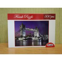 Пазл Tower Bridge - 500 элементов (Frank Puzzle)