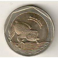 Колумбия 500 песо 2014