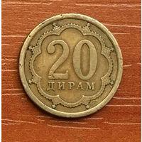 Таджикистан 20 дирамов 2006
