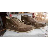 Дешево! Ботинки Camel active Р-р 39 натуральная кожа . Известная немецкая фирма . Легкие , удобные , находка для проблемных ног