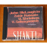 "Remember Shakti ""The Believer"" (Audio CD)"