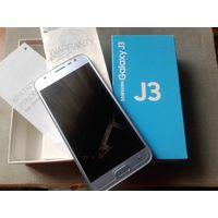 Мобильный телефон SAMSUNG GALAXY J3. В ремонт или на з/части.