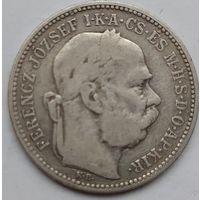 Австрия 1 крона 1895
