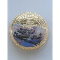 Памятная монета 100 лет Королевских ВВС