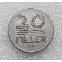 20 филлеров 1969 Венгрия #02