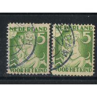 Нидерланды 1930 Фонд помощи детям #237А