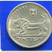 Израиль 5 лирот 1979 , UNC