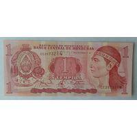 Гондурас 1 лемпира 1997 года UNC.