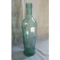 """Граненая бутылка 1959 г.""""КСЗ 04л."""""""