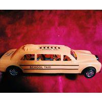 Машинка инертное такси
