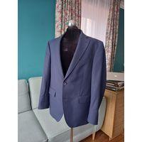 Пиджак Berton 52-54 p, шерсть/полиэстр