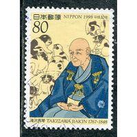 Япония. Кекутэй Бакин, писатель