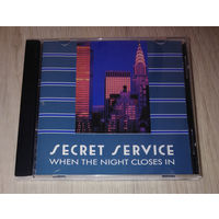 "Secret Service - ""When The Night Closes In"" 1985 (Audio CD)"