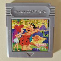 Картридж для Nintendo GAME BOY - FLINTSTONES, оригинал, made in JAPAN