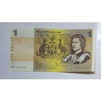 Австралия 1доллар 1974. P1-42 Состояние!