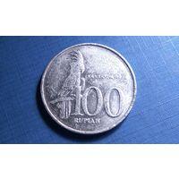 100 рупий 2002. Индонезия.