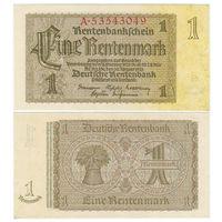 Германия. 1 марка 1937 г. [P.137b]