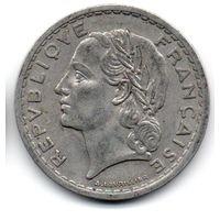 Франция 5 франков 1946