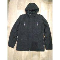 Мужская теплая демисезонная куртка 48 размера