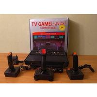 Игровая консоль Atari 8 bit
