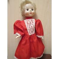 Кукла большая СССР 45 см.