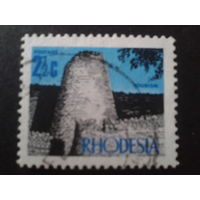 Родезия 1970 стандарт, башня