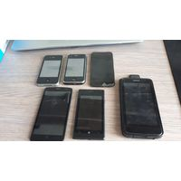 Телефон, смартфон, в ремонт, на з/ч, под восстановление