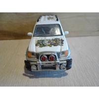 Машинка коллекционная Тойота