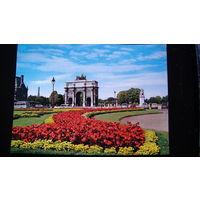 """Фото открытка большая """"PARIS ET SES MERVEILLES. 1 распродажа"""