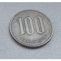 Япония 100 йен, 1980 7-2-22