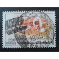 Тунис 1991 рука