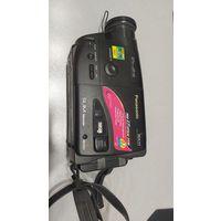 Древняя видеокамера Panasonic RX11